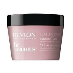 Revlon Professional Be Fabulous Smooth Mask - Дисциплинирующая маска с технологией C. R. E. A. M., 200 мл