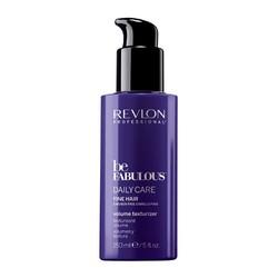 Revlon Professional Be Fabulous Volume Texturizer - Ежедневный уход за тонкими волосами Текстурайзер для объема, 150 мл