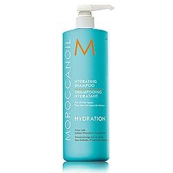 Moroccanoil Hydrating Shampoo - Увлажняющий шампунь, 1000 мл