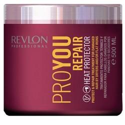 Revlon Professional Pro You Repair Heat Protector Treatment - Маска термозащитная/восстанавливающая, 500 мл