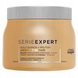 L'Oreal Professionnel Absolut Repair Gold Quinoa Mask - Маска с кремовой структурой, 500 мл