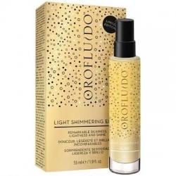 Orofluido Light Shimmering Elixir - Ультра-легкое сухое масло, 55 мл