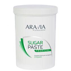 """ARAVIA Professional - Сахарная паста для шугаринга """"Тропическая"""", 1500 г"""