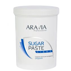 "ARAVIA Professional - Сахарная паста для шугаринга ""Лёгкая"", 1500 г"