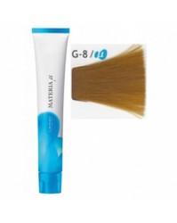Lebel Materia µ Лайфер - Краска для волос восстанавливающая G8 - светлый блондин желтый, 80 гр