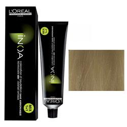 L'Oreal Professionnel Inoa - Краска для волос 10 1/2.21 Очень светлый суперблондин перламутрово-пепельный, 60 г
