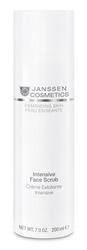 Janssen 0007P Demanding Skin Intensive Face Scrub - Интенсивный скраб, 200 мл