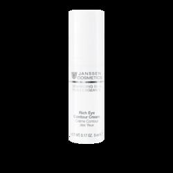 Janssen 009.0061 Rich Eye Contour Cream - Питательный крем для кожи вокруг глаз,5 мл