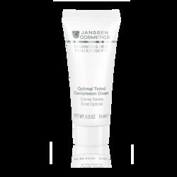 """Janssen 009.0011 Optimal Tinted Complextion Cream - Дневной крем """"Оптимал комплекс"""" SPF 10, 10 мл"""
