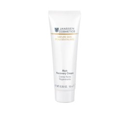Janssen 009.1120 Rich Recovery Cream - Обогащенный anti-age регенерирующий крем с комплексом Cellular Regeneration, 10 мл