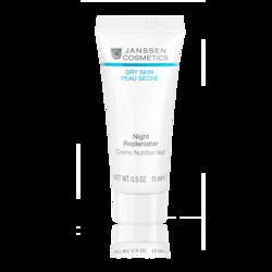 Janssen 009.527 Night Replenisher - Питательный ночной регенерирующий крем, 10 мл