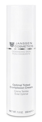Janssen 0011P Optimal Tinted Complexion Cream Medium - Дневной крем Оптимал Комплекс (SPF 10), 100 мл