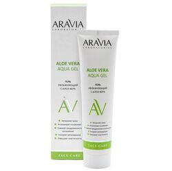 ARAVIA Laboratories - Увлажняющий гель с алоэ-вера Aloe Vera Aqua Gel , 100 мл