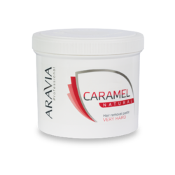 Aravia Professional - Карамель для депиляции Натуральная очень плотной консистенции, 750 г