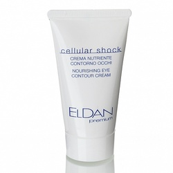 Eldan Premium Cellular Shock Serum - Крем для глазного контура «Premium cellular shock», 30 мл