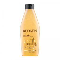 Redken Diamond Oil High Shine Gel Conditioner - Гель кондиционер бриллиантовый блеск, 250 мл