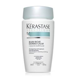 Sensidote Dermo-Calm - Шампунь-ванна для чувствительной кожи головы и сухих волос 250 мл