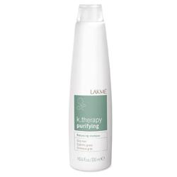Lakme K.Therapy Purifying Balancing shampoo oily hair - Шампунь восстанавливающий баланс для жирных волос 300 мл