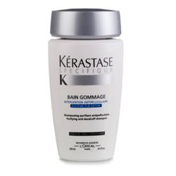 Specifique Bain Gommage For Greasy Hair - Отшелушивающий шампунь-ванна от перхоти для жирных волос 200 мл
