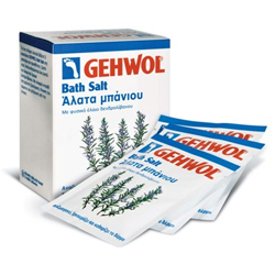 Gehwol Bath Salt - Соль для ванны с розмарином, 10*250 г
