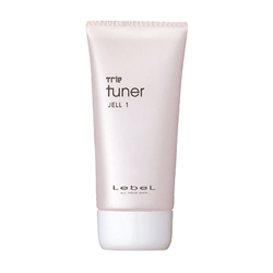 Lebel Trie Tuner Jell 1 - Ламинирующий гель для укладки волос, 65 мл