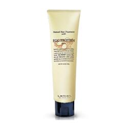 Lebel Natural Hair Soap Treatment Egg Protein - Маска с яичным протеином, 140 гр