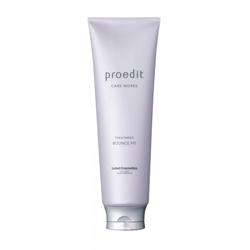 Lebel Proedit Care Works Bounce Fit Treatment - Восстанавливающая маска для поврежденных волос, 250 мл