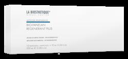 La Biosthetique Methode Regenerante Bio-Fanelan Regenerant Plus - Ампульный курс против выпадения волос с антивозрастным эффектом, 10*10 мл