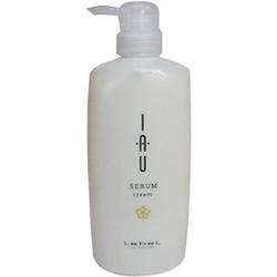 Lebel IAU Serum Cream - Аромакрем для увлажнения и разглаживания волос 600 мл