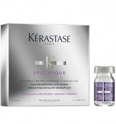 Kerastase Specifique Cure Anti-Pelliculaire Ампулы для борьбы с перхотью, 12*6 мл