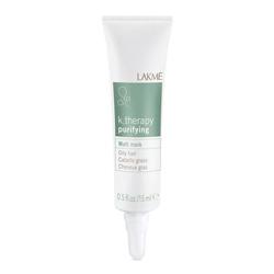 Lakme K.Therapy Purifying Matt mask oily hair - маска для жирных волос с матирующим эффектом 6х15 мл