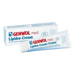 Gehwol Med Lipidro Cream - Крем Гидро-баланс, 125 мл