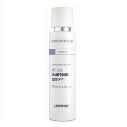 La Biosthetique Dermosthetique Anti Age Shampooing Actif F - Шампунь клеточно-активный для тонких волос, 200 мл