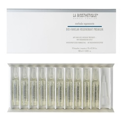 La Biosthetique Regenerante Biofanelan Regenerant Premium - Сыворотка против выпадения волос по андрогенному типу, 10*10 мл