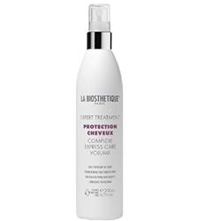La Biosthetique Protection Cheveux Complexe Express Care Volume - Реструктурирующий спрей мгновенного действия с молекулярным защитным комплексом для тонких волос, 200 мл