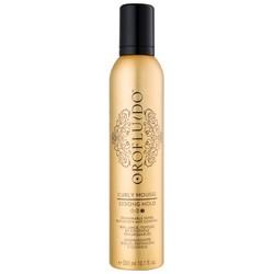 Orofluido Curly Mousse Strong Hold - Мусс для кудрявых волос, 300 мл