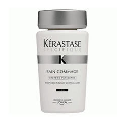 Specifique Bain Gommage For Dry Hair - Отшелушивающий шампунь-ванна от перхоти для сухих волос, 200 мл