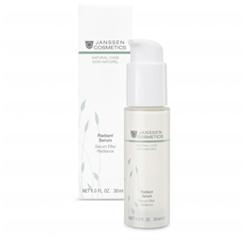 Janssen 933 Organics Radiant Serum - Увлажняющий концентрат мгновенного действия для свежести и сияния кожи, 30 мл