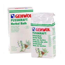 Gehwol Fusskraft Herbal Bath - Травяная ванна, 400 гр