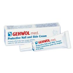 Gehwol Med Protective Nail and Skin Cream - Крем для защиты ногтей и кожи, 15 мл