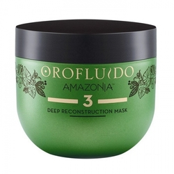 Orofluido Amazonia Deep Reconstruction Mask - Маска глубокого восстановления Шаг 3, 500 мл