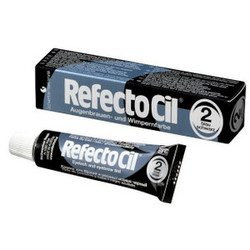 RefectoCil - Краска для ресниц (Иссиня-Черная) №2, 15 мл