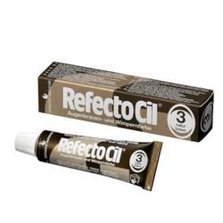RefectoCil - Краска для ресниц (Светло-Коричневая) №3.1, 15 мл