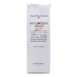 Lebel Natural Hair Soap Treatment Rice Protein - Маска для волос кондиционирующая, 1600 гр