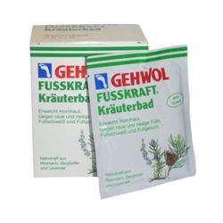 Gehwol Fusskraft KrauterBad - Травяная ванна, 10*20 г