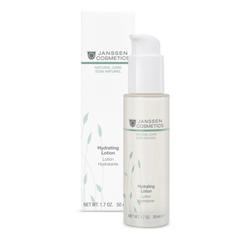 Janssen 910 Organics Hydrating Lotion - Интенсивно увлажняющая эмульсия для упругости и эластичности кожи, 50 мл