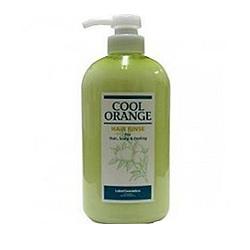 Lebel Cool Orange Hair Rinse - Бальзам-ополаскиватель «Холодный Апельсин», 600 мл