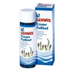 Gehwol Creme Fussbad - Крем-ванна для ног Лаванда, 150 мл