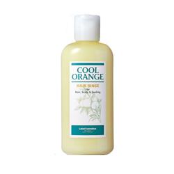 Lebel Cool Orange Hair Rinse - Бальзам-ополаскиватель «Холодный Апельсин», 200 мл
