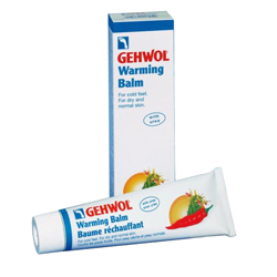 Gehwol Warming Balm - Согревающий бальзам, 75 мл